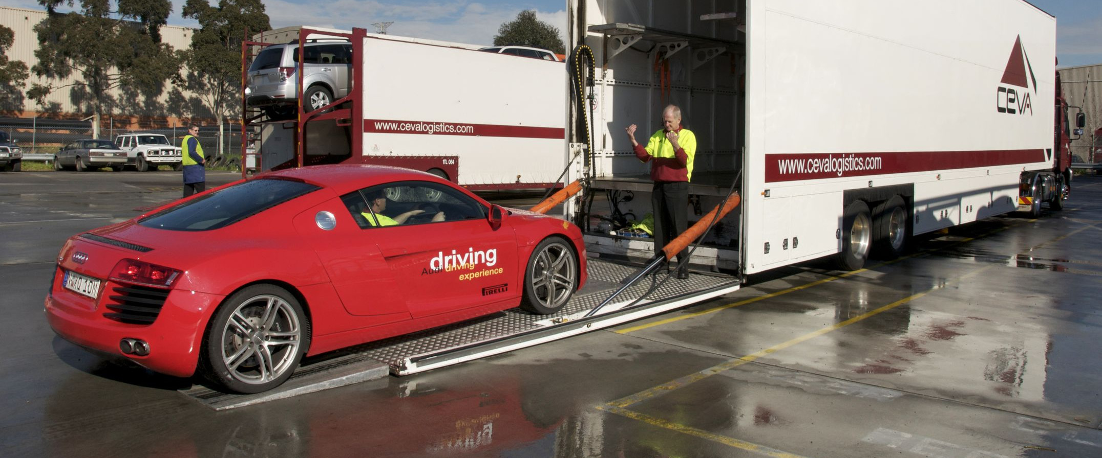 Car Transport Melbourne To Adelaide Ceva Australia Interstate Car